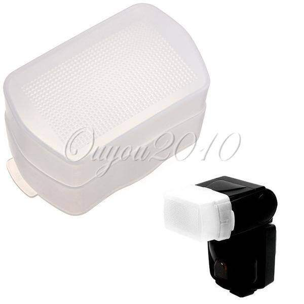 LXVK 5xFlash Bounce Diffuser Soft Cover for YONGNUO YN560 III YN560 II YN565 EX White - intl