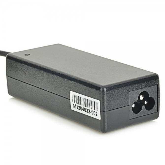 6.5X4.4 Mm Kualitas Tinggi 60 W 16 V 3.75A dengan Adaptor Daya Colokan AC Amerika Serikat Kabel Daya untuk Fujitsu Laptop (100-240 v/Hitam) -Intl