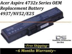 (6 months warranty) Replacement Laptop Battery for Acer AS09A71/Acer 4732 Series Malaysia