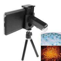 60-100X Zoom Universal Digital Mobile Phone Microscope Magnifier with Tripod / Adjustable Clip & LED Light , For iPhone, Galaxy, Sony, Lenovo, HTC, Huawei, Google, LG, Xiaomi, other Smartphones