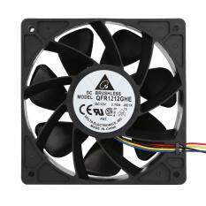 6000RPM Cooling Fan Replacement 4-pin Connector For Antminer Bitmain S7 S9 Malaysia