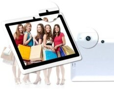 7 Inch HD Tablet Pembuka Kunci PC 8 GB Wi-fi Quad Core Google Android 4.4 Tablet WH