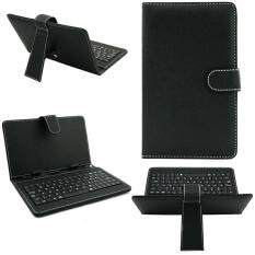 7 inch Leather Case Cover USB Keyboard for Android Windows Tablet Malaysia