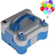 700W Household Electric Balloon Pump with Two Nozzles