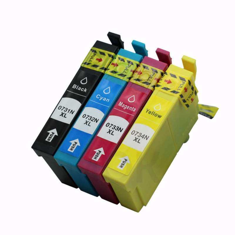 73N Replacement Ink Cartridge Compatible for Epson Stylus T10/T11/T20/T21/T40W/T13/TX220/T20E/TX213 TX100/TX101/TX200/TX209/TX110/TX210/TX300F/TX121 Epson Stylus TX400/TX409/TX550W/TX610/TX600FW/TX410 C79/CX8300/CX5500 - intl