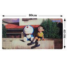 Z PLUS [80cm x 40cm] Large Gaming Thickened Desktop Keyboard Mouse Pad (Doraemon) Malaysia