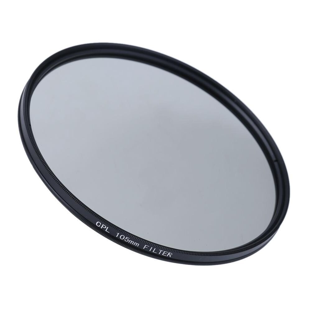 86Mm 95Mm 105Mm Cpl Circular Polarizer Filter For Camera Lens Black 105Mm Intl Shop