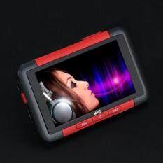 8GB Slim MP3 MP4 MP5 Music Player With 4.3'' LCD Screen FM Radio Video Movie – intl