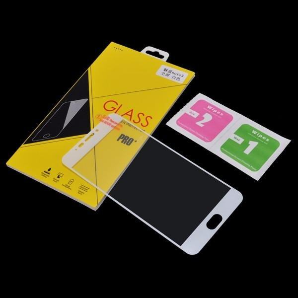 9H Tempered Glass Film Guard Full Covered Screen Protector For Meizu M3 Note - intl