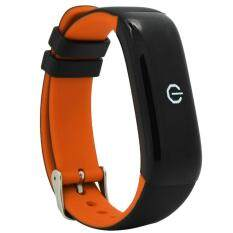 Auoker Bluetooth Smart Band P1 Heart Rate Blood Pressure Fitness Track Pedometer Sport Wristband Cicret Bracelet