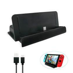 Auoker Nintendo Switch Charging Station , USB Type C Charging Dock Station Cradle Stand Holder For Nintendo Switch