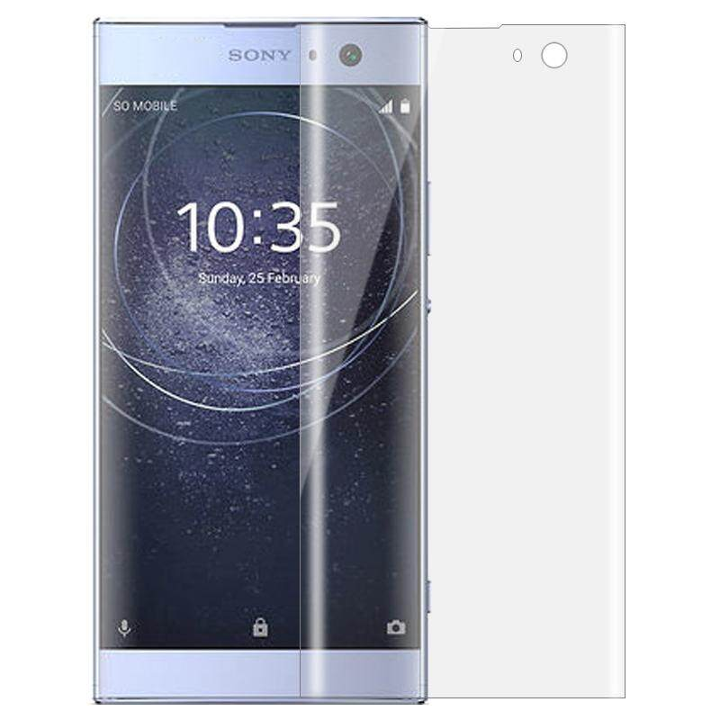 TD for Sony Xperia XA2 0.3mm 9H Surface Hardness 3D Curved Edge Anti-scratch