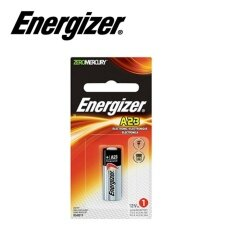 A23 GENUINE Energizer Alkaline Battery 12V - A23BP-1 Malaysia