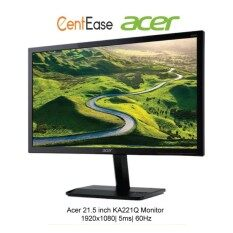 Acer 21.5 inch KA221Q Monitor - 1920x1080 5ms 60Hz Malaysia