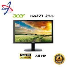 ACER KA221Q 21.5 LED MONITOR D-SUB,DVI-D,HDMI - KA221Qbid Malaysia