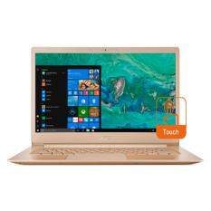 Acer Swift 5 SF514-52T-50DZ 14 FHD IPS Touch Laptop Honey Gold (i5-8250u, 8GB, 256GB SSD, Intel, W10H) Malaysia