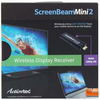 SCREENBEAM WINDOWS DRIVER