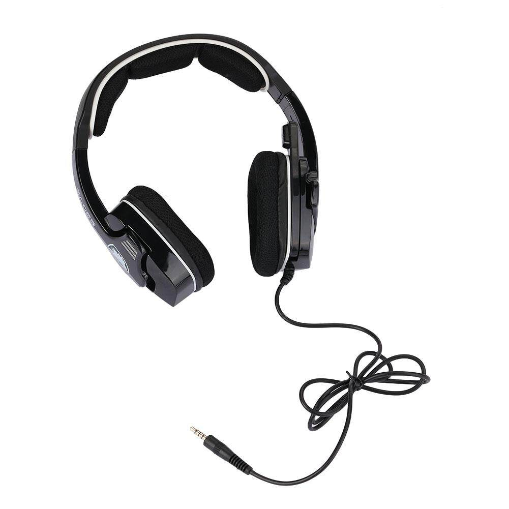 ADS Earphone 3.5mm 7.1 Surround Sound Effect Pro Gaming Headset W/ Mic For SADES