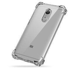 Air Cushion Anti Shock Transparent Soft Case for Xiaomi Redmi Note 5AMYR23. MYR 23