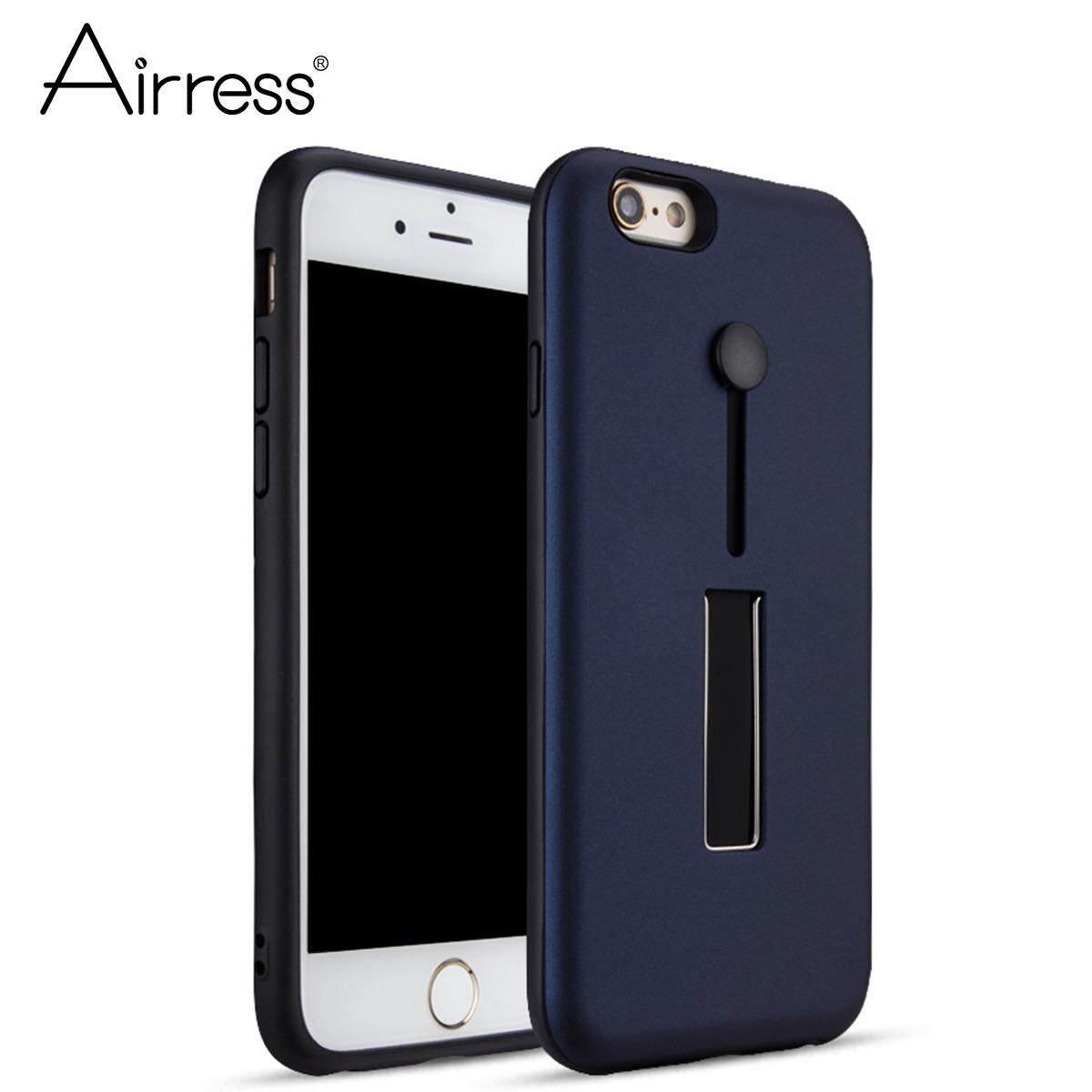 Airress Modis Telepon Case untuk Apple iPhone 6/6 S Coque Lembut TPU Silikon +