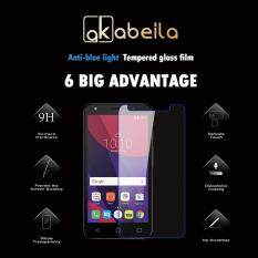 AKABEILA 2PCS Smartphone Tempered Glass For Alcatel OneTouch POP 4 Plus 5.5 inch 5056 5056D Fierce 4 Pop 4+ 5056M One Touch Pop4 plus OT-5056 Fierce4 Cover Screen Protector Anti-Scratch