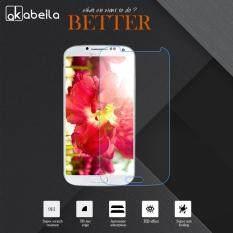 Akabeila 2 Pcs Smartphone Kaca Kokoh untuk Samsung I9500 Galaxy S4 Siv I9505 GT-I9500 S4 CDMA SCH-I545 5.0 Inch Cover Pelindung Layar Anti -Awal