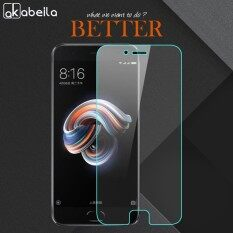 Akabeila 2 Pcs Smartphone Kaca Kokoh untuk Xiaomi Mi Note 3 Xiao Mi Note 3 Mi