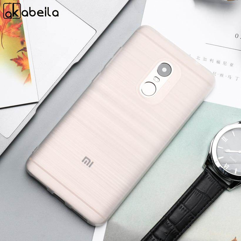 AKABEILA Anti-knock Phone Case For Xiaomi Redmi Note 4X 4 X Note4X 3G/