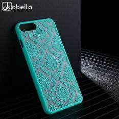 AKABEILA Hollow Flower Phone Cases For Apple iPhone 7 Plus iPhone7 Plus A1661 A1784 iPhone 7 Pro 5.5 inch 158.2 x 77.9 x 7.3 mm Hard Plastic Phone Back Covers Case Housing Skin Smartphone Case Housing Shockproof Bags Case Anti-dust Mobile Shell