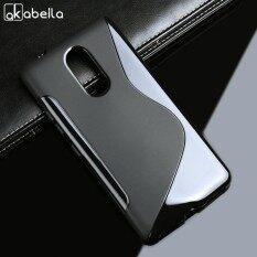 Akabeila S Line Casing Ponsel S untuk Lenovo K6 Catatan Lenovo K53a48 Lenovo K6 Plus K6NOTE 5.5 Inch Covers Shell Kulit Lembut TPU anti-Skidding Shell Anti-Skidding Telepon Wadah Pelindung Berpenutup