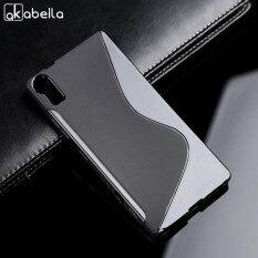 Akabeila S Line Casing Ponsel S untuk Lenovo VIBE Shot Z90 Z90-7 Z90a40 Z90-3 Gelombang Maksimum Mencakup Shell Kulit Lembut TPU Anti-Skidding Shell Anti -Skidding Telepon Wadah Pelindung Berpenutup