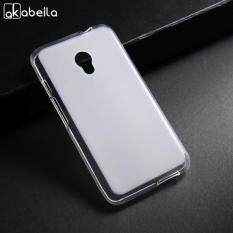 AKABEILA Soft TPU Phone Cases For Alcatel OneTouch Pixi 4 5.0 inch OT-5045 5045D One Touch Pixi4 (5) 5045 5045X 5045D Covers Back white Silicone Smartphone Case Housing Shockproof Bags Case 360Degree Full Protect Back Cover Anti-dust Mobile Shell