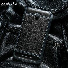 AKABEILA Soft TPU Phone Cases For Alcatel OneTouch Pixi First 4024 4.0 inch One Touch Pixi First OT 4024D 4024X Litchi Phone Bags Shell Covers Back Silicone Hood Housing Skin Smartphone Case Housing Shockproof Bags Case Anti-dust Mobile Shell