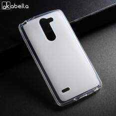 AKABEILA Soft TPU Phone Cases For LG Optimus G3 Stylus D690 D690N 5 5 inch  Covers Back white Silicone Smartphone Case Housing Shockproof Bags Case