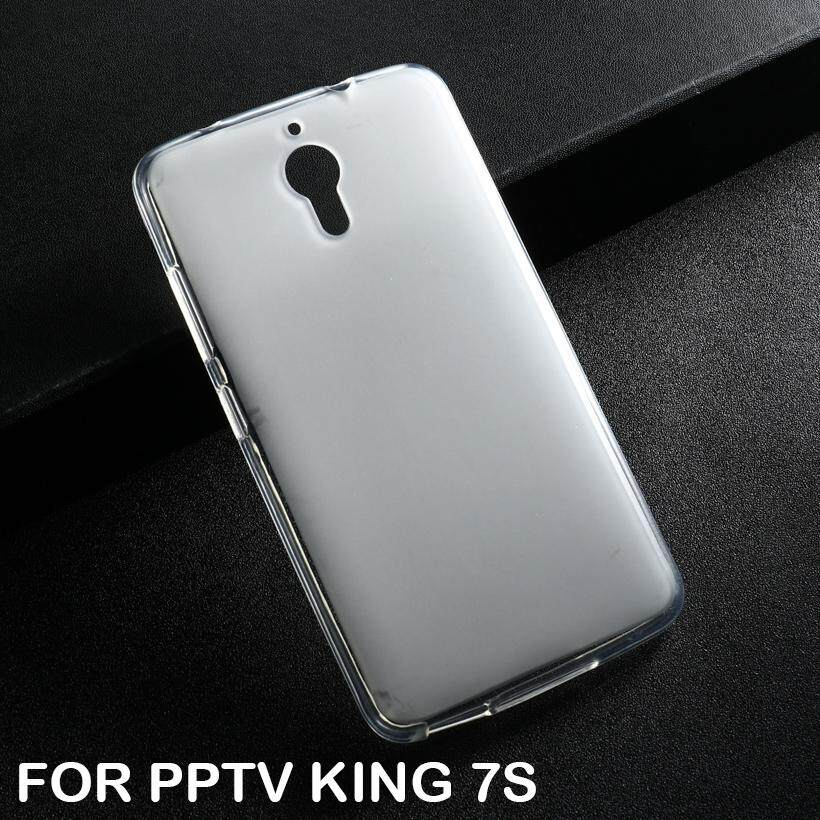 AKABEILA Soft TPU Phone Cases For PPTV King 7 King 7S PP6000 6.0 inch Covers Dirt