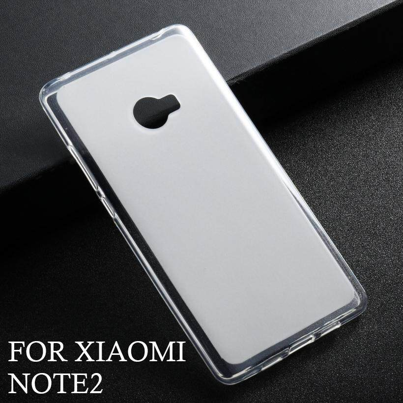 AKABEILA Soft TPU Phone Cases For Xiaomi Mi Note 2 Xiaomi Note2 5.7 inch Covers Dirt