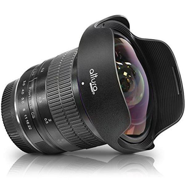 Pasir Gudang Foto 8 Mm F/3.0 Profesional Sudut Ultra Lebar Aspherical Fisheye Lensa untuk Nikon D500 D3200 D3300 D3400 D5200 D5300 d5500 D5600 D7100 D7200 D7500 Kamera DSLR-Intl