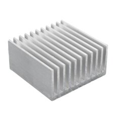 Aluminum Heat Sink IC Heatsink Cooling Cooler Fin For CPU LED Power 40x40x20mm Malaysia