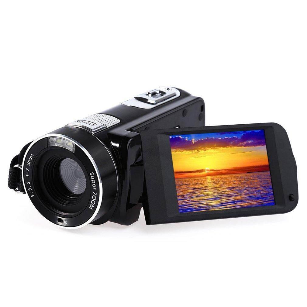 Amkov AMK-DV161 Kamera Digital 2.7 Inch Profesional Video HD 720 P Max 24MP Camera-Intl