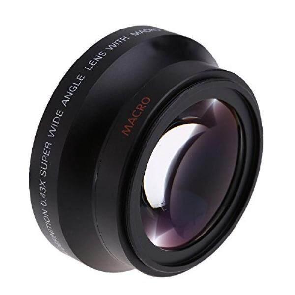 Andoer?? 67 Mm Digital Definisi Tinggi 0,43?? Super Weitwinkel Objektiv MIT Makro Jepang Optik F? R Canon Pemberontak T3i T5i T4i 18-135 Mm 16-85 Mm Nikon 18-105 Und 70- 300 VR-Intl