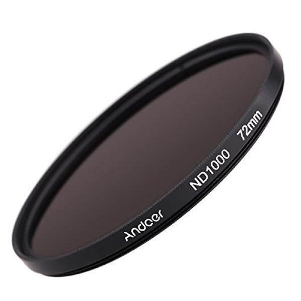 Andoer�� 72 Mm ND1000 ND-Filter 10 Berhenti Fader Graufilter F? R Nikon Canon DSLR Kamera-Intl