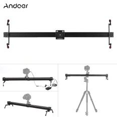 Andoer C3 1m/3.3ft Electric Control Time Lapse Photography Video DSLR Camera Slider Motorized Stabilizer Track Dolly Rail for Canon 7D 7DII 6D 50D 5DII 5DIII 5DS 5DSR 80D 760D 750D 700D 70D 650D 600D 60D 550D DSLR