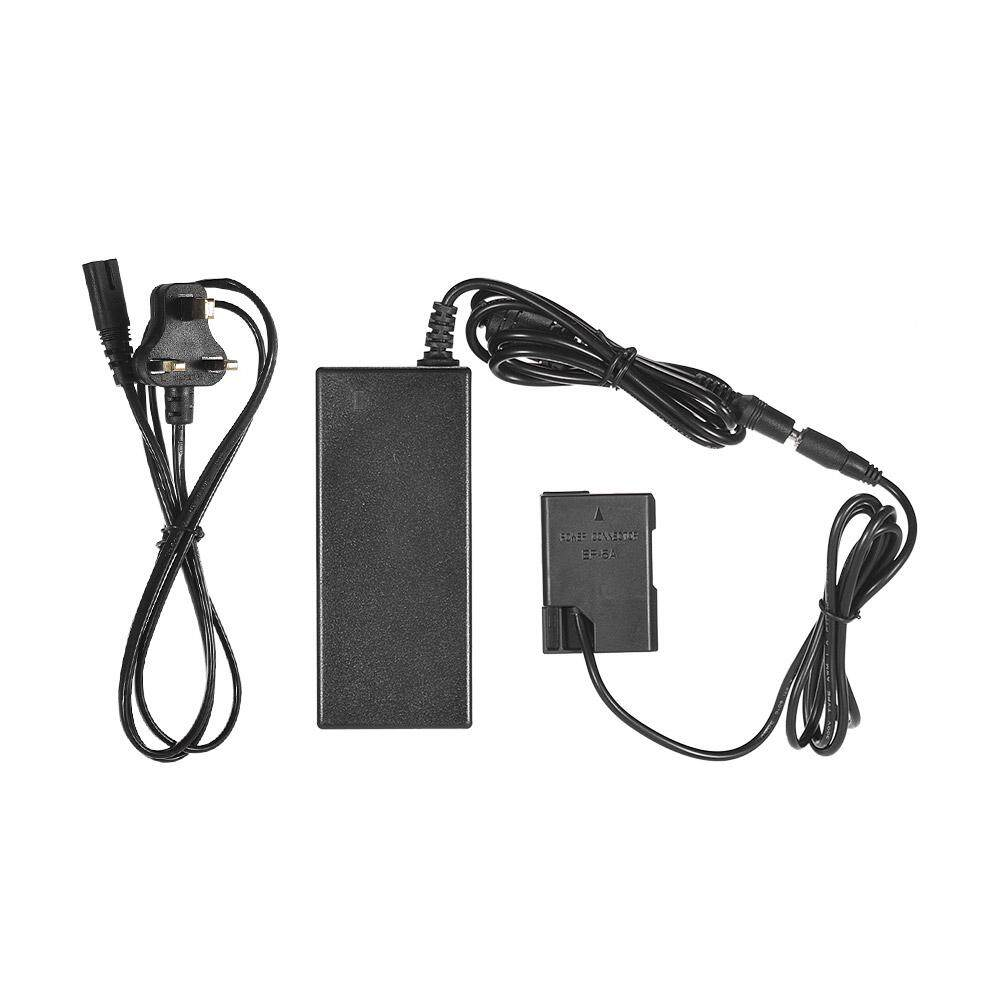 Andoer EH-5A plus EP-5A AC Power Adapter DC Coupler Camera Charger Replace for EN-EL14 for Nikon D5100 D5200 D5300 D5500 D5600 D3100 D3200 D3300 D3400 DF Coolpix P7000 P7100 P7700 P7800 - intl