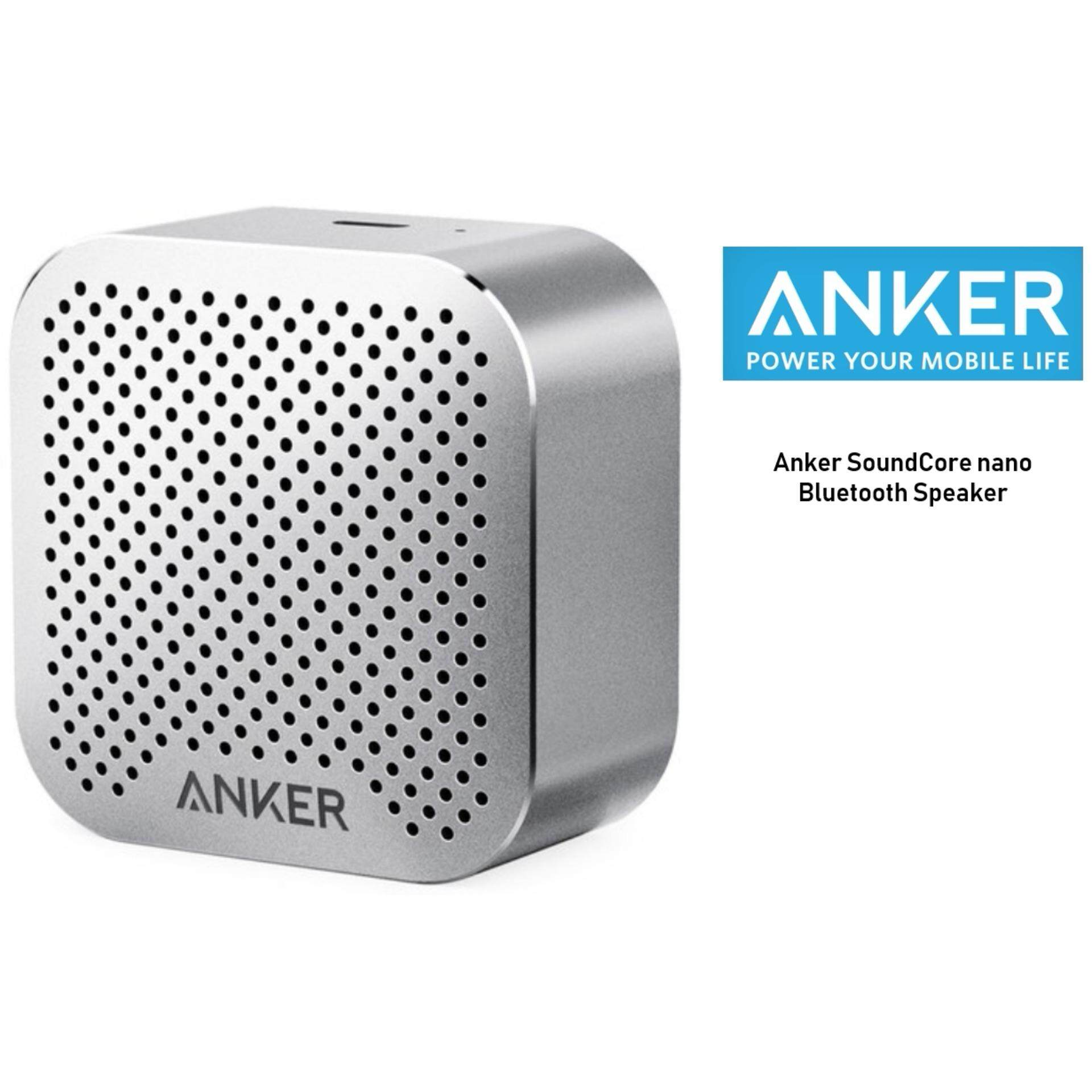 For Sale Anker Soundcore Nano Bluetooth Speaker With Big Sound Super Portable Wireless Speaker With Built In Mic For Iphone 7 Ipad Samsung Nexus Htc Laptops And More Intl