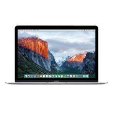 Apple MacBook 12 inch (2016 version) 1.2GHz 512GB Dual-core Intel Core (Silver) MLHC2ZP/A - Ready Stock / Official 1 Year Warranty from Apple Malaysia Malaysia