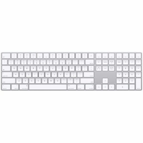 Apple Magic Keyboard with Numeric Keypad - US English Malaysia