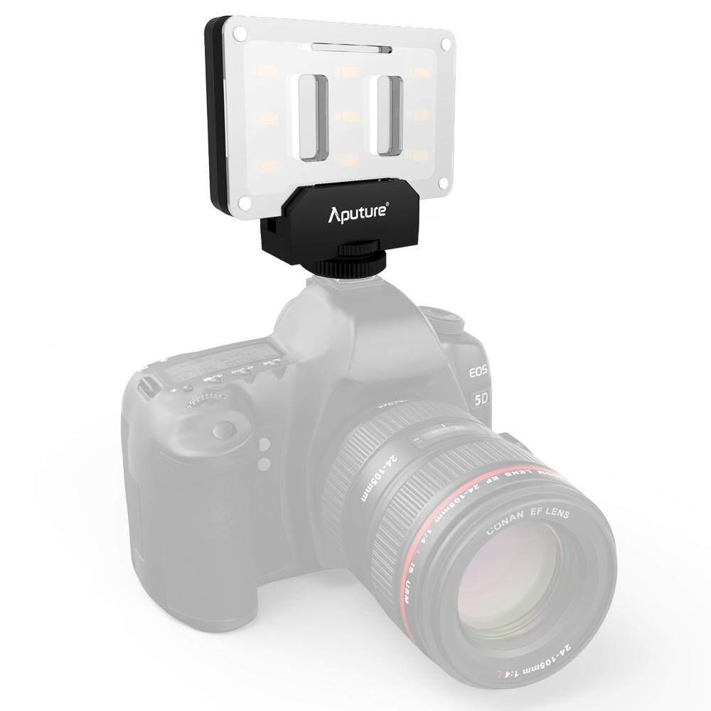 Compare Aputure Amaran Al M9 Mini Tlci Cri 95 Led Video Light On Camera Photography Lighting Fill Light For Canon Nikon Sony Dslr Camera Intl Prices