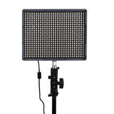 Aputure Amaran Hr672c Video Light Cri95+ 672 Light Panel Brightness Temperature Adjustment With Wireless Remote Control By New Plus.