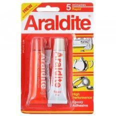 Araldite 5-Minute AB Epoxy Adhesive Super Glue