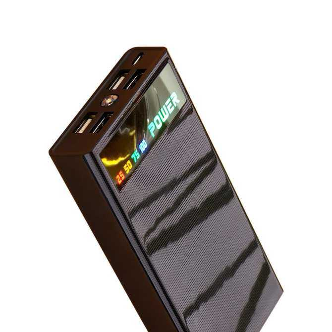 Arctic Land Cell Phone Latest Technology Free Ship 4 USB Port Battery Bank Power Supply Charging